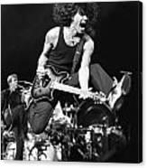 Van Halen - Eddie Van Halen Canvas Print