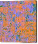 1061 Abstract Thought Canvas Print