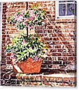 1067 Azalea Way Canvas Print