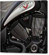 106ci V-twin Canvas Print