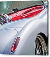 1960 Chevrolet Corvette Canvas Print