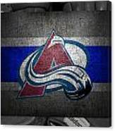 Colorado Avalanche Canvas Print