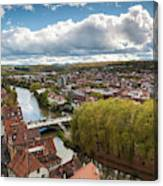Germany, Baden-wurttemburg, Tubingen Canvas Print