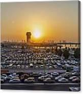 Jeddah Canvas Print