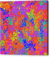 1115 Abstract Thought Canvas Print