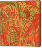 1133 Abstract Thought Canvas Print