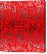 1162 Abstract Thought Canvas Print