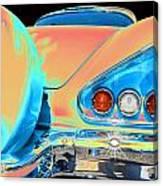Chevy Canvas Print