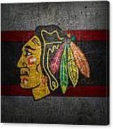 Chicago Blackhawks Canvas Print