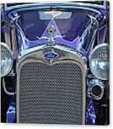 Classic Car. Canvas Print