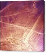 Cosmic Light Series Canvas Print
