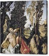 Cranach, Lucas, The Elder 1472-1553 Canvas Print