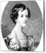 Earl Of Shaftesbury (1801-1885) Canvas Print