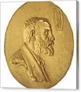 Gaudi I Cornet, Antoni 1852-1926 Canvas Print