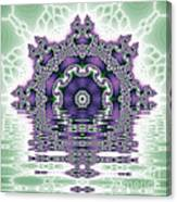 The Kaleidoscope Reflections Canvas Print