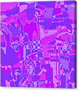 1250 Abstract Thought Canvas Print