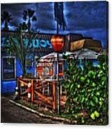 12a Buoy Canvas Print