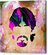 George Harrison Collection Canvas Print