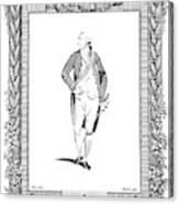 George IIi (1738-1820) Canvas Print