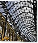 Hay's Galleria London Canvas Print