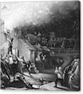 John Wesley (1703-1791) Canvas Print