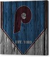 Philadelphia Phillies Canvas Print