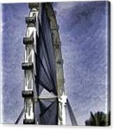 Singapore Flyer Canvas Print