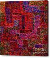 1346 Abstract Thought Canvas Print