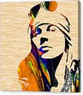 Axl Roxe Collection Canvas Print