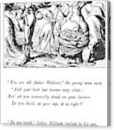Carroll Alice, 1865 Canvas Print