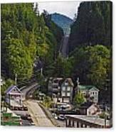 Ketchikan Alaska Canvas Print