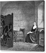 Marie Antoinette (1755-1793) Canvas Print