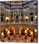 Minnesota State Capitol  Canvas Print