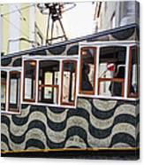 The Bica Funicular Canvas Print