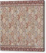 Turkish Carpet Canvas Print