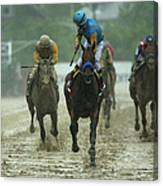 140th Preakness Stakes Canvas Print