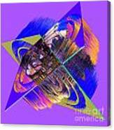 1422 Abstract Thought Canvas Print