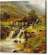 Norfolk Wroxham Canvas Print