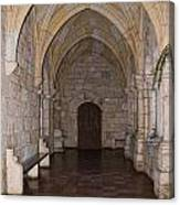 Ancient Spanish Monastery Canvas Print