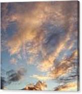Bright Sky  Canvas Print