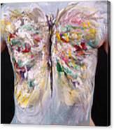 15. Judy Robkin, Artist, 2015 Canvas Print