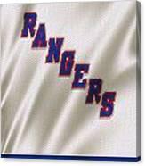 New York Rangers Canvas Print