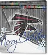 Atlanta Falcons Canvas Print
