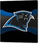 Carolina Panthers Canvas Print