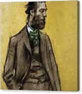 Casas I Carbo, Ram�n 1866-1932 Canvas Print
