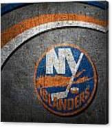 New York Islanders Canvas Print