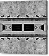 16 Pigeons On A Pharaoh's Tomb Canvas Print