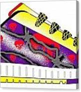 Shoe Canvas Print