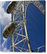 The London Eye Canvas Print