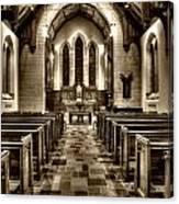Westminster Presbyterian Church Canvas Print
